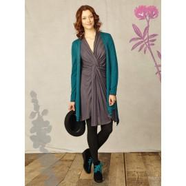 Robe coton bio Hallie Grise Braintree