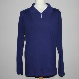 tee-shirt coton bio gurvan marine idéo