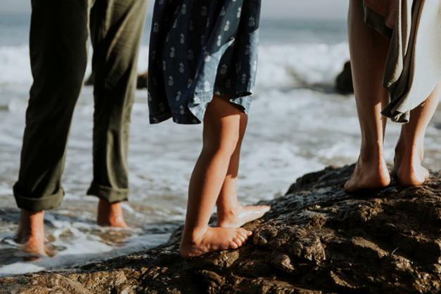 Les pieds sont de véritables capteurs sensoriels